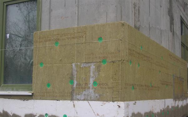 Утепление стен минеральной ватой: пошаговая инструкция по монтажу