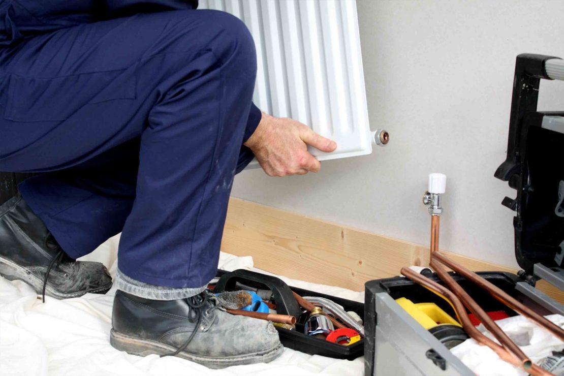 Замена батареи отопления в квартире. основные правила