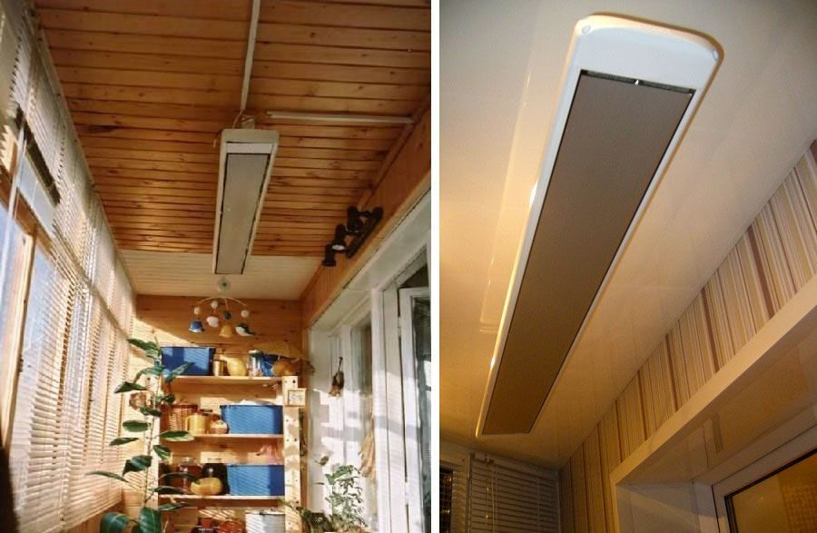 Отопление на балконе и лоджии: варианты реализации | гид по отоплению