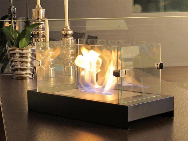 Характеристики и выбор огнеупорного стекла для камина