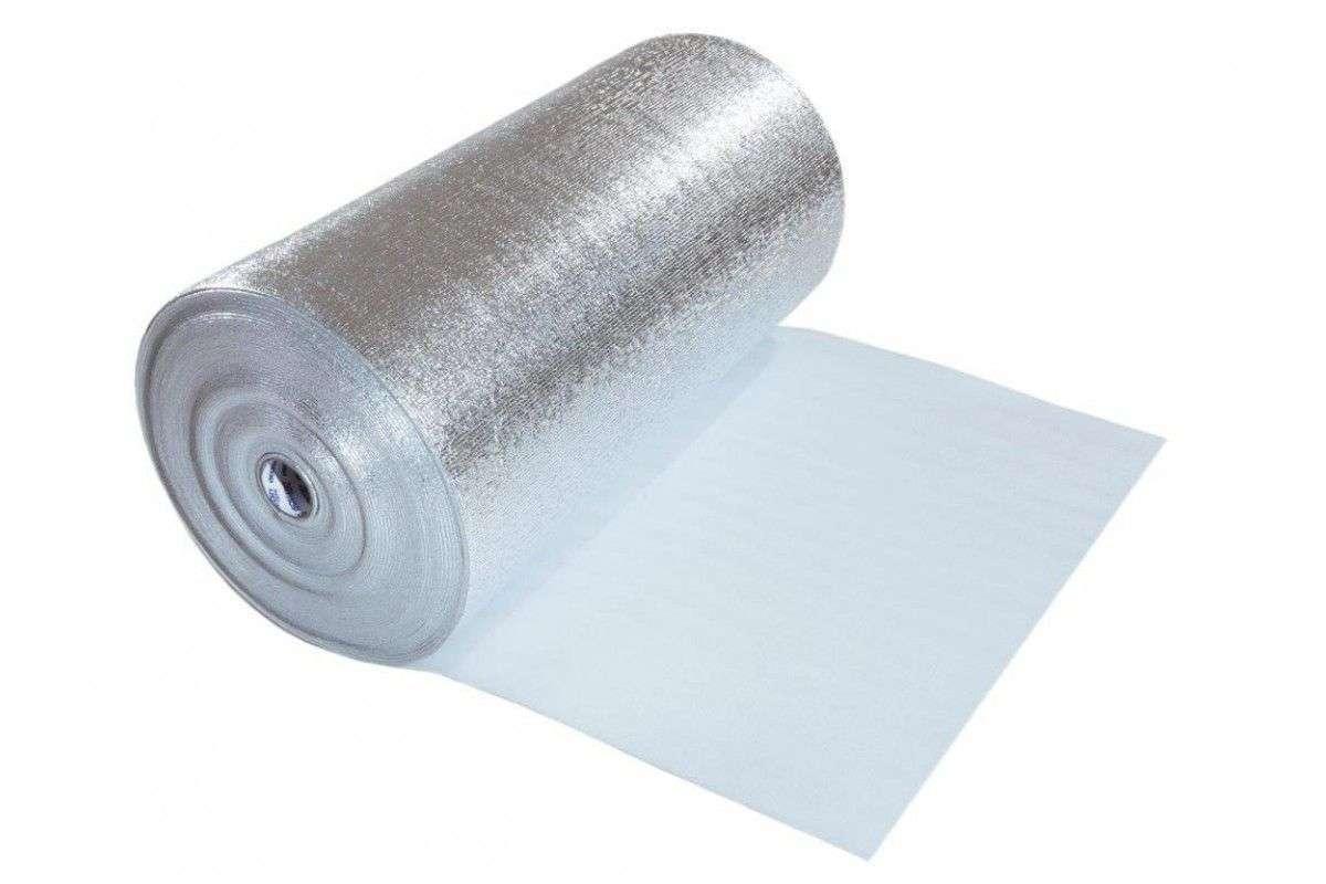 Вспененная подложка изолон, стенофон, порилекс 2, 3 мм — отзыв специалиста