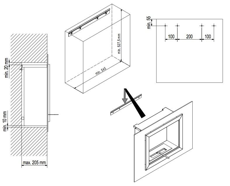 Инструкция по изготовлению биокамина своими руками
