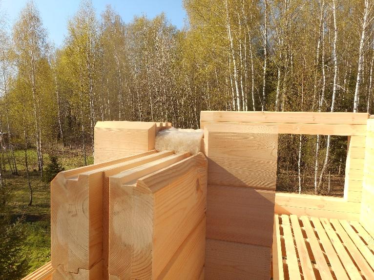 Как утеплить дом из бруса: клееного или деревянного, как правильно, чем лучше, а также нужно ли это делать снаружи стены?