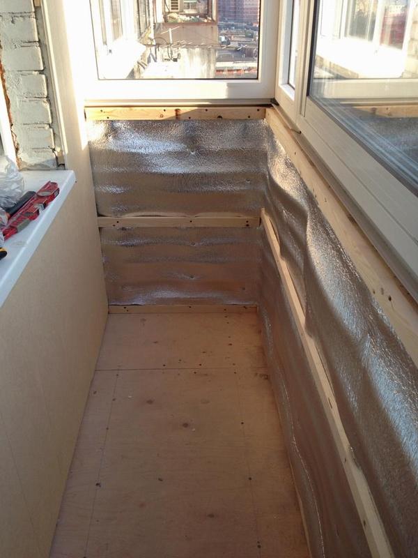 Отделка балкона в хрущевке - интересные идеи (30 фото)