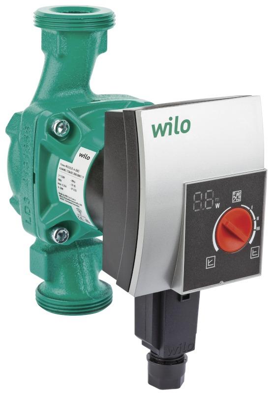 Циркуляционные насосы wilo для систем отопления — технические характеристики моделей