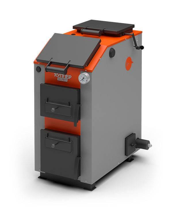 Комбинированный котел для отопления частного дома: принцип работы, монтаж