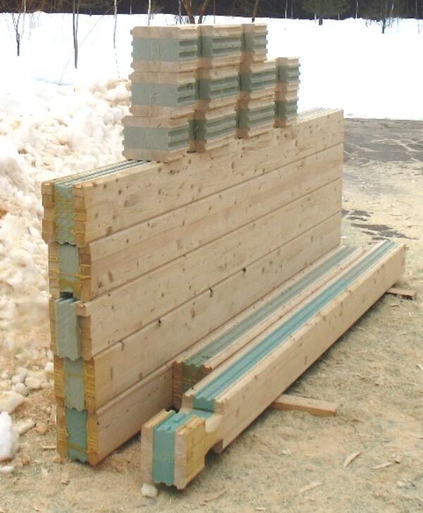 Утепление углов дома из клееного бруса — рекомендации эксперта