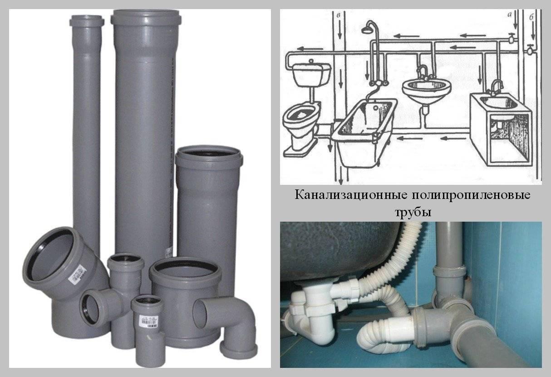 Трубы для водоснабжения: обзор, плюсы и минусы труб из различных материалов