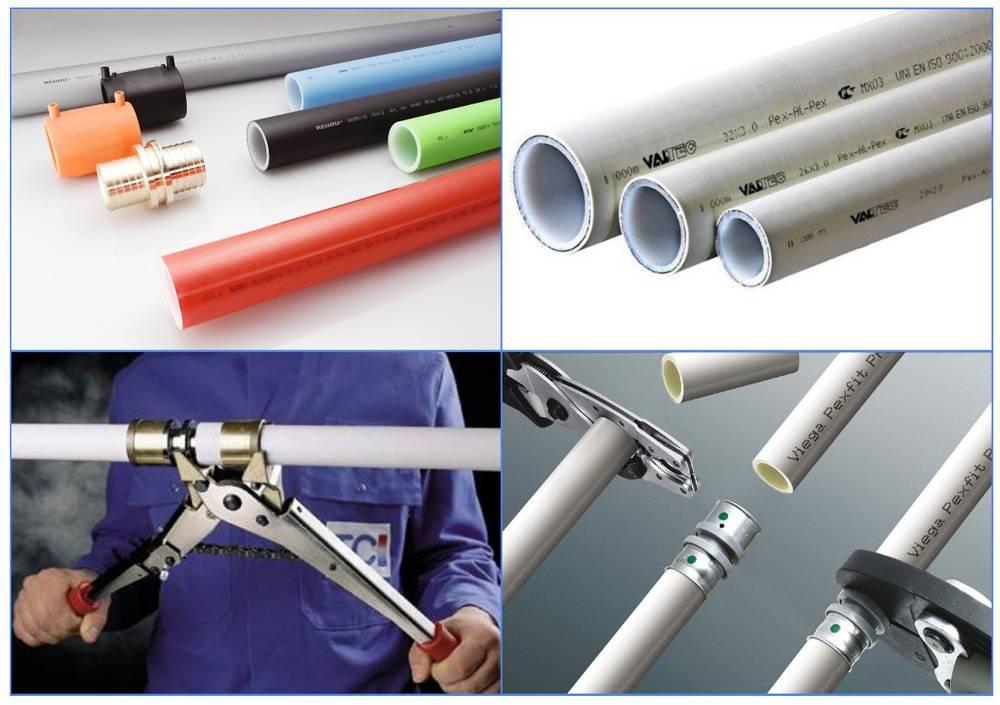 Пластиковые трубы для отопления из сшитого полиэтилена: пвх, полимерные и полиуретановые