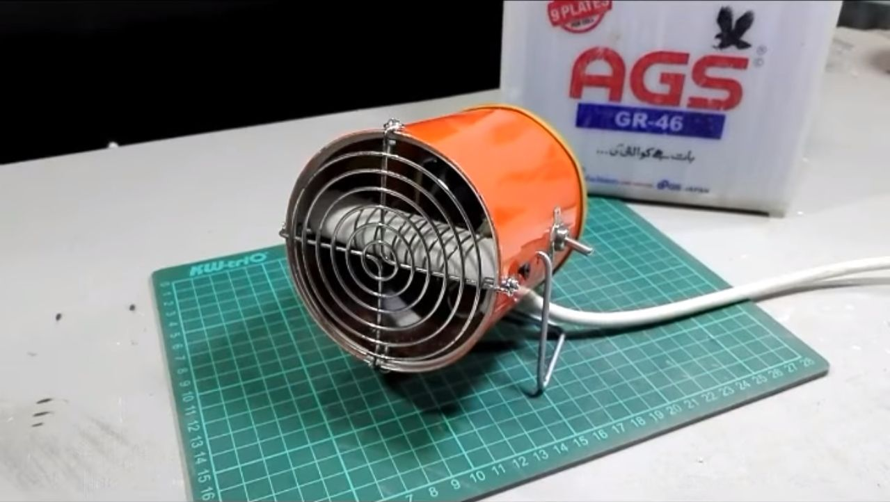 Ремонт тепловентилятора своими руками - лучшее отопление