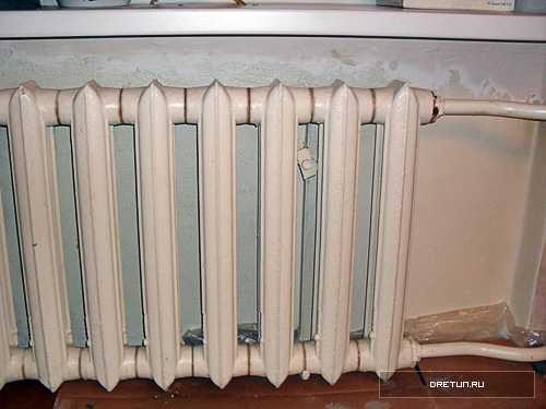Пошаговая инструкция разбора чугунных и алюминиевых радиаторов