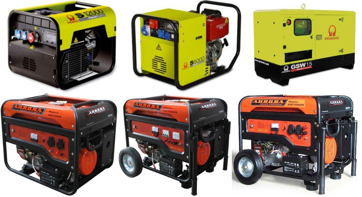 Как выбрать газовый электрогенератор для дома и дачи?