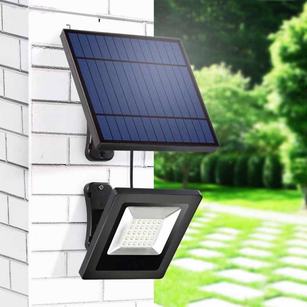 Уличный светодиодный светильник на солнечных батареях - обзор. жми!
