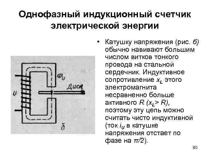 Индукционный счетчик электроэнергии – варианты установки и снятие показаний