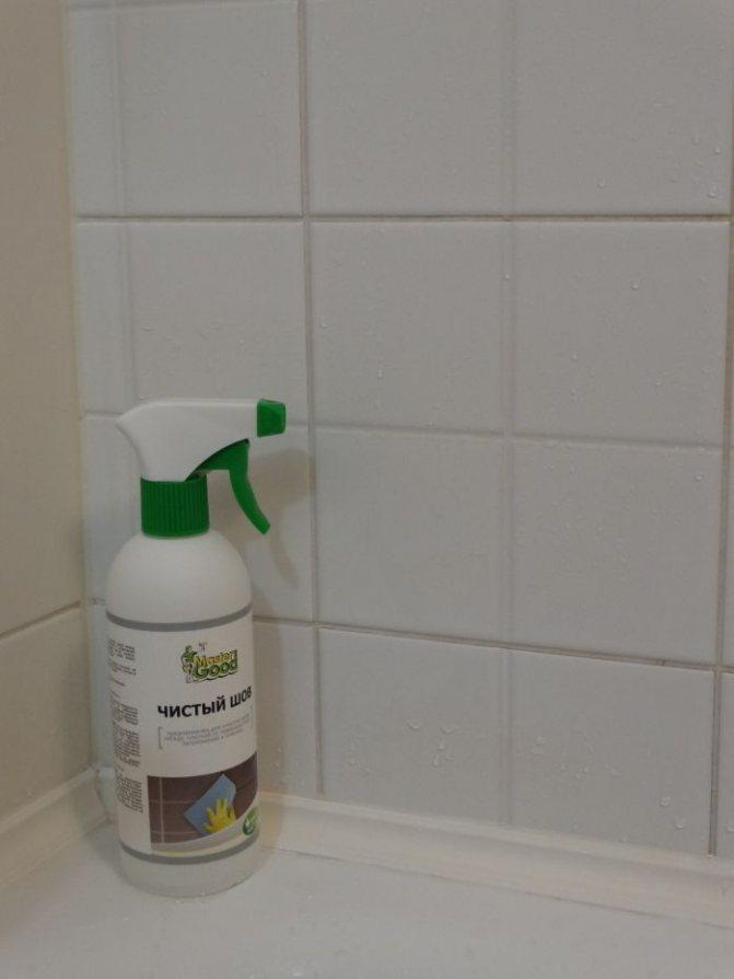 Чем и как очистить швы между плиткой в ванной, ремонт своими руками