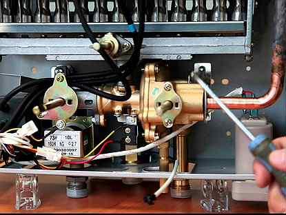 Главная проблема газовых котлов с горячей водой и как ее решить