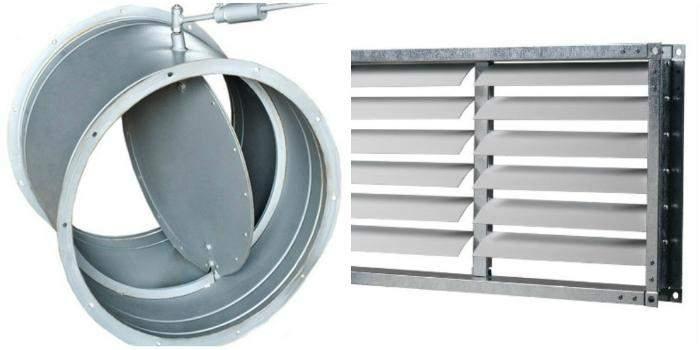 Как сделать обратный клапан для вентиляции своими руками? особенности установки