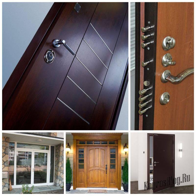 10 советов по выбору металлической входной двери в квартиру и дом | строительный блог вити петрова
