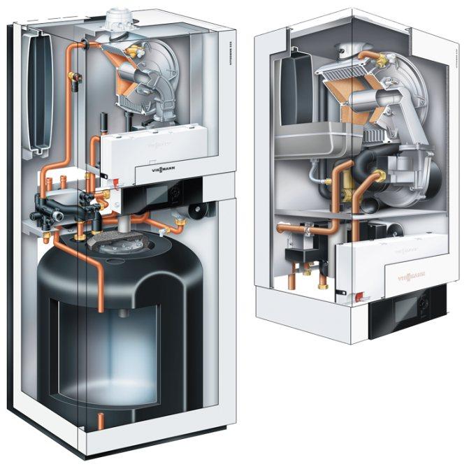 Рейтинг одноконтурный газовых котлов: выбираем настенные и напольные модели