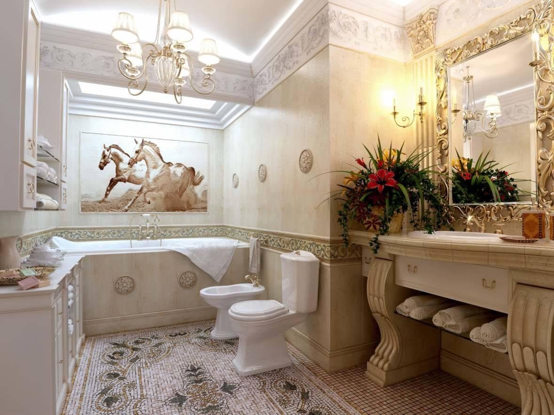 100 лучших решений дизайна: красивые ванные комнаты на фото