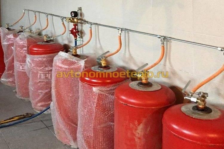 Отопление на сжиженном газе расход | всё об отоплении