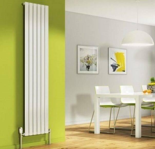 Вертикальные радиаторы отопления для квартиры: что такое обогреватель с вертикальным подключением, виды настенных батарей, преимущества трубчатых радиаторов, фото