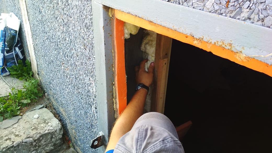 Как утеплить подпол в деревянном доме изнутри