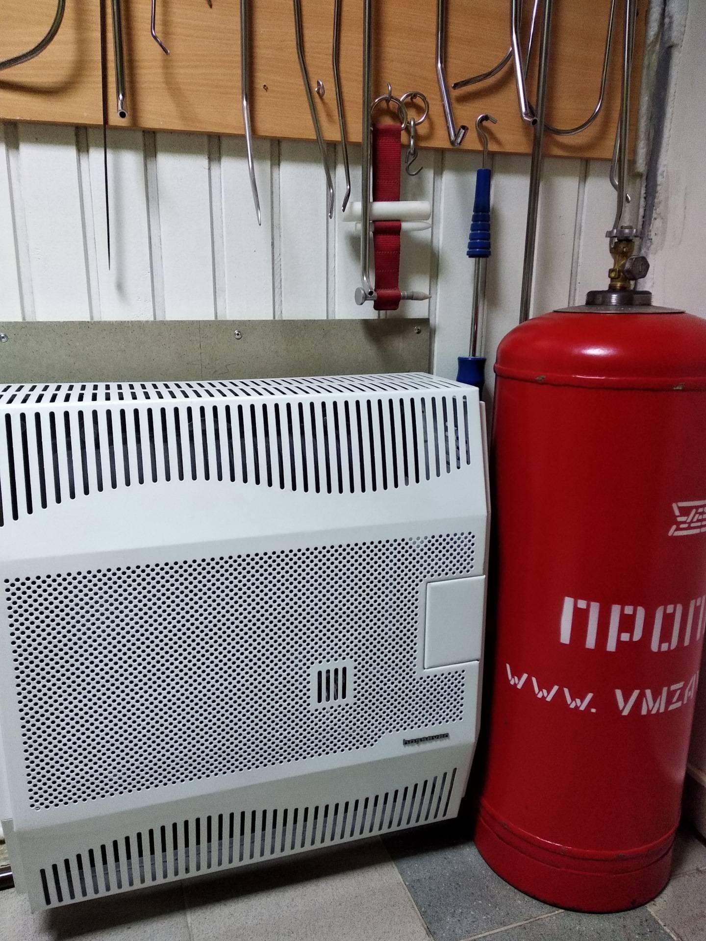 Какой газовый обогреватель для дачи лучше, отзывы владельцев
