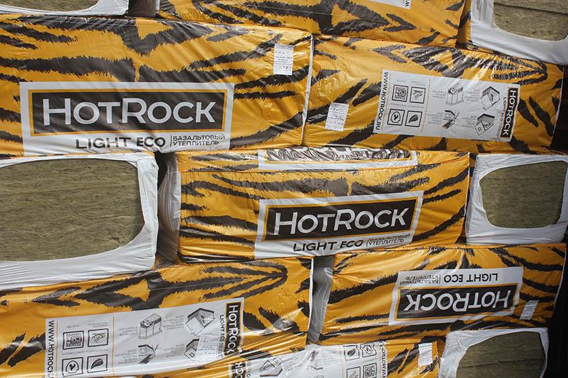 Базальтовый утеплитель hotrock (хотрок)