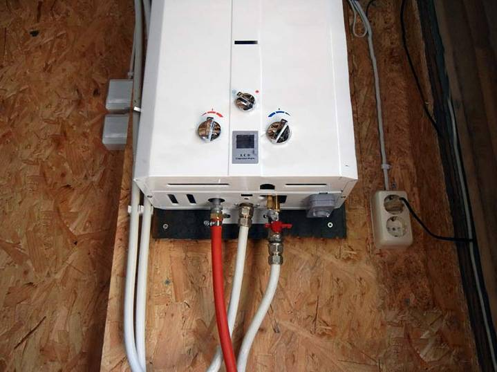 Как пользоваться газовой колонкой электролюкс gwh 275, 285, 350?