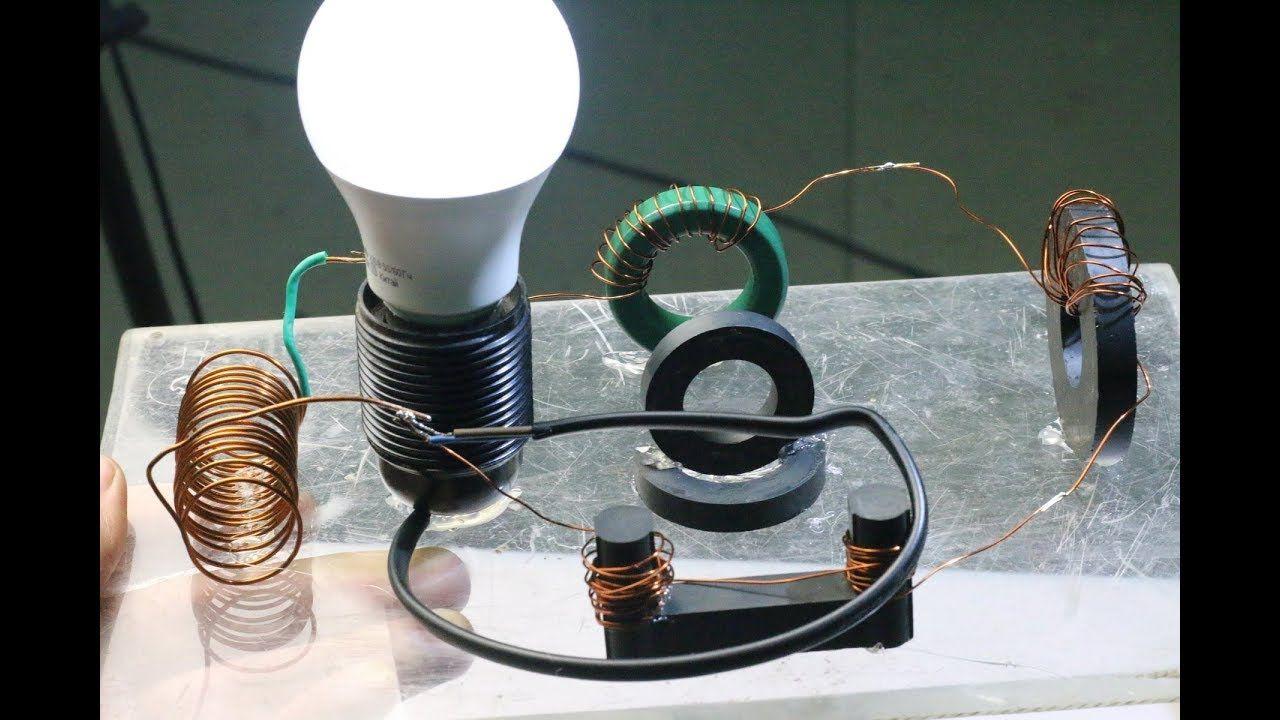 Как сделать самому энергию из эфира для дома: простые схемы