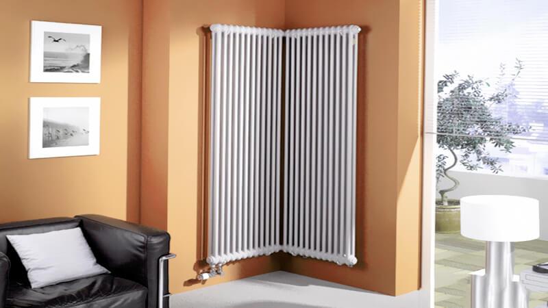 Вертикальные радиаторы отопления