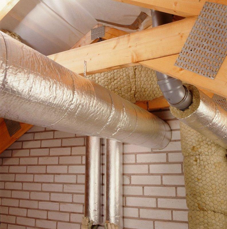 Теплоизоляция труб отопления – выбор материала, монтаж + видео