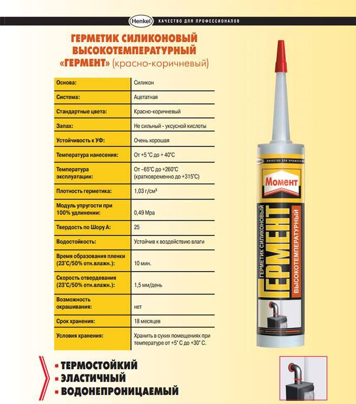 Пищевой герметик: состав, свойства и применение