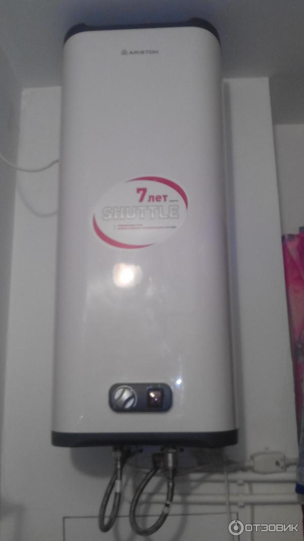 Обзор накопительных водонагревателей от фирмы ariston