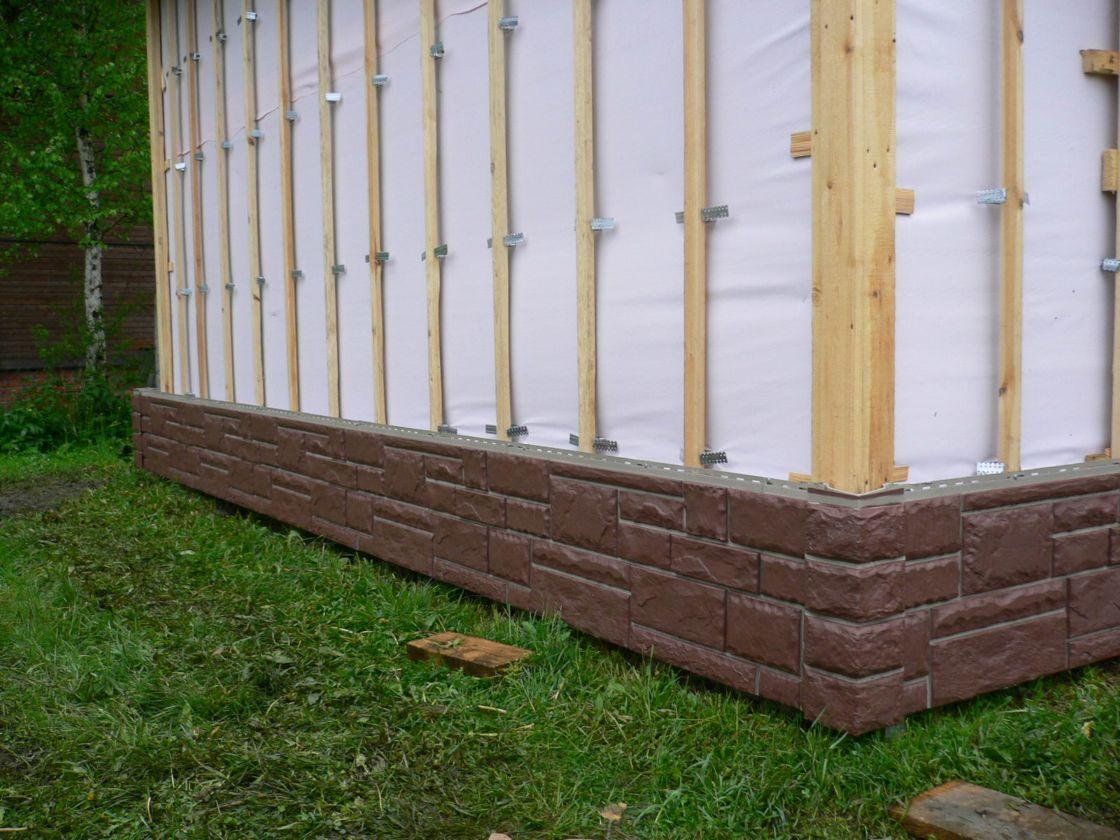 Лучший утеплитель для стен дома снаружи под сайдинг