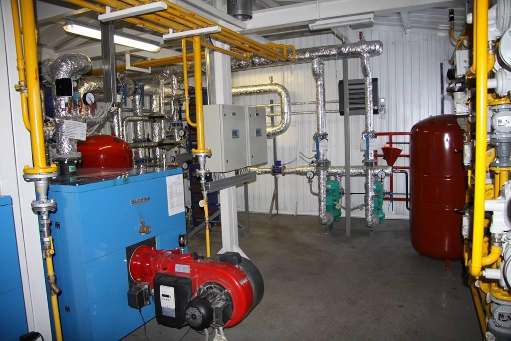 Требования к помещению для установки газового котла - снип, схема, советы