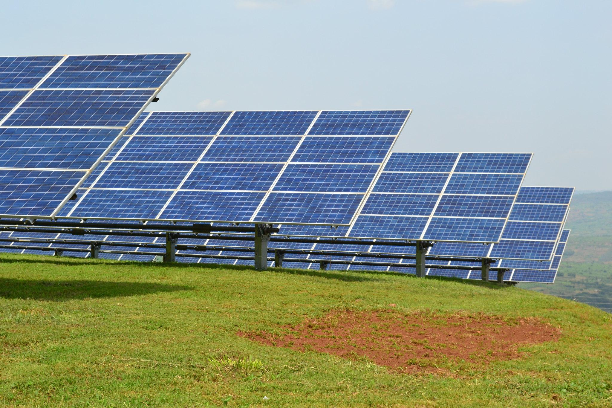 Принцип работы солнечной батареи и ее конструкция