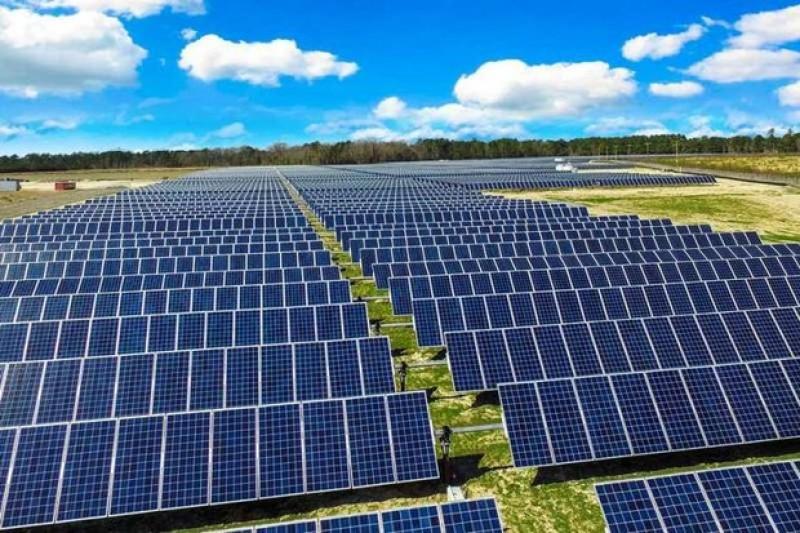 Солнечная электростанция своими руками