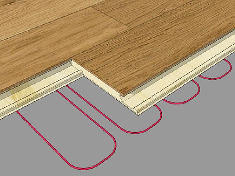 Как правильно укладывать паркетную доску на деревянный пол