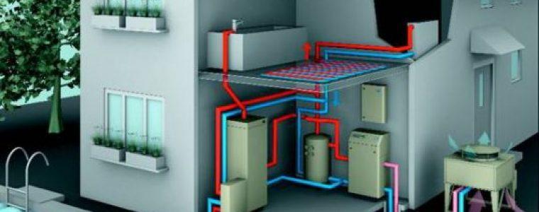 Геотермальное отопление дома своими руками: лучшие системы для загородного дома