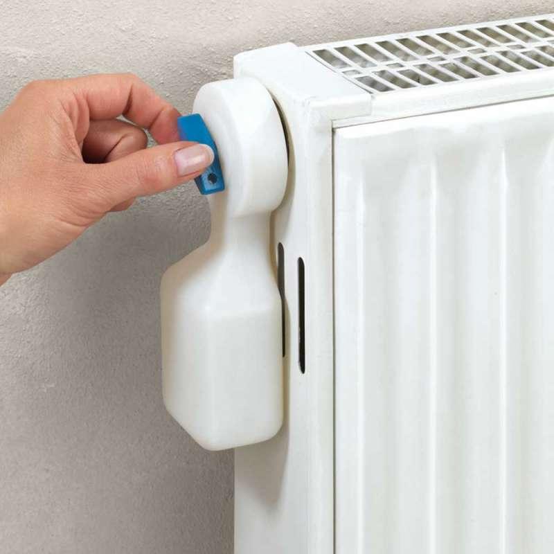 Как спустить воздух из радиатора отопления