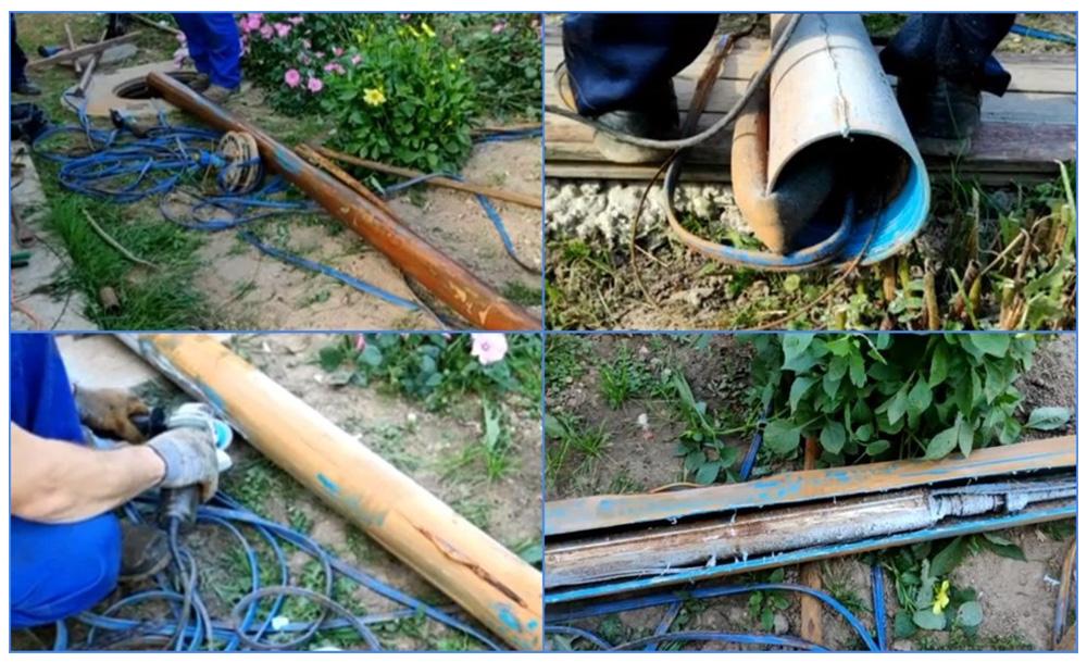Как достать насос из скважины: рекомендации о том, как достать оборвавшийся или упавший погружной инструмент и причины этого
