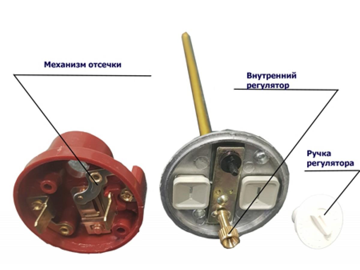 Тэн для нагрева воды: модели с терморегулятором, их особенности и установка