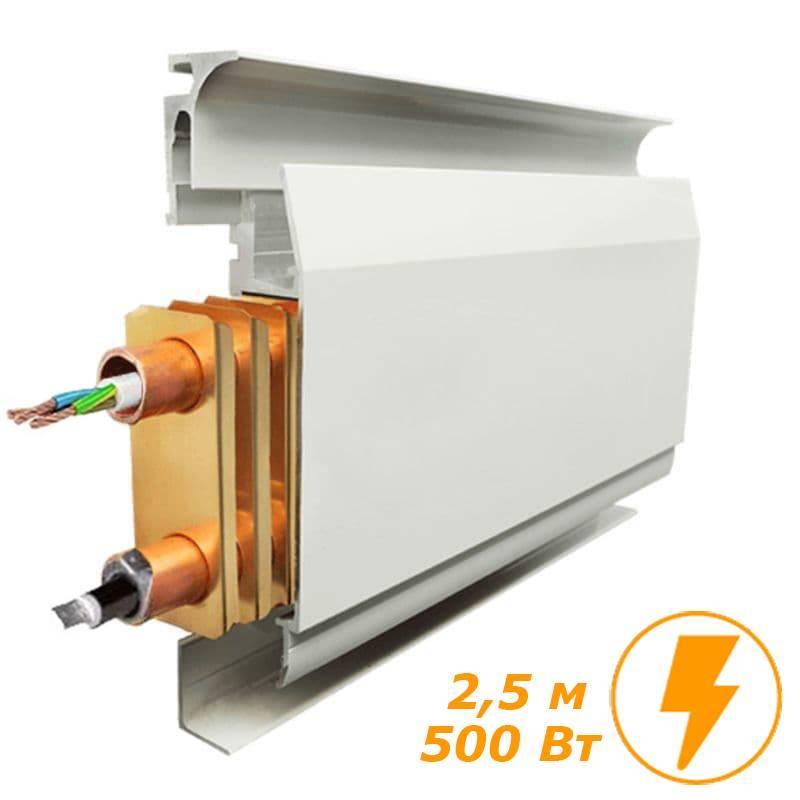 Теплый электрический плинтус — цена и отзывы о системе обогрева помещений