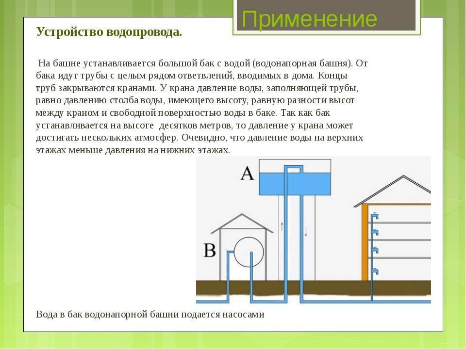 Нормы давления воды в водопроводе для квартиры
