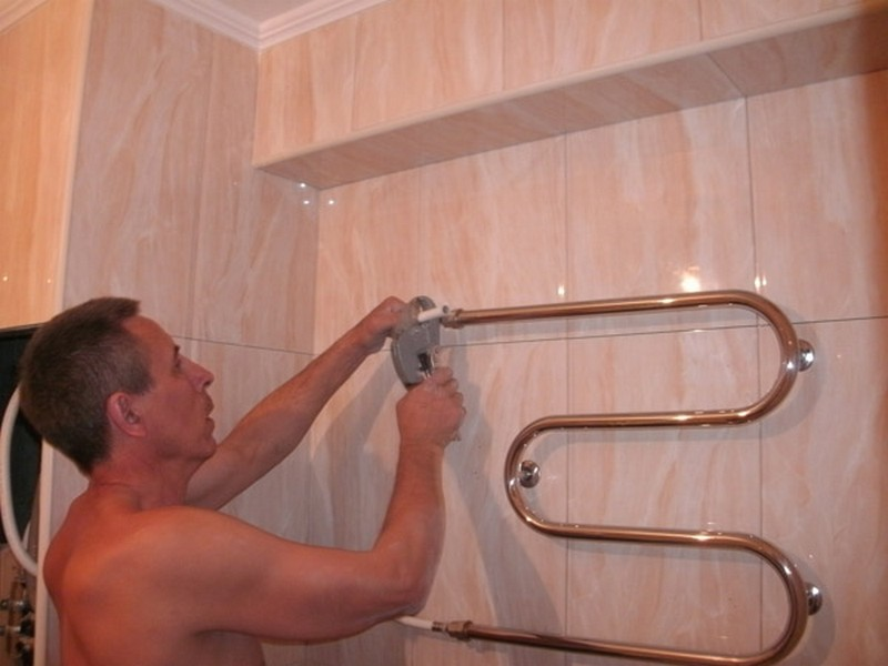 Самые распространенные причины, почему не греет полотенцесушитель в ванной: что делать для ремонта?