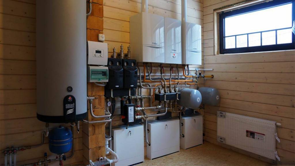 Отопление загородного дома - актуальные варианты и цены для москвы