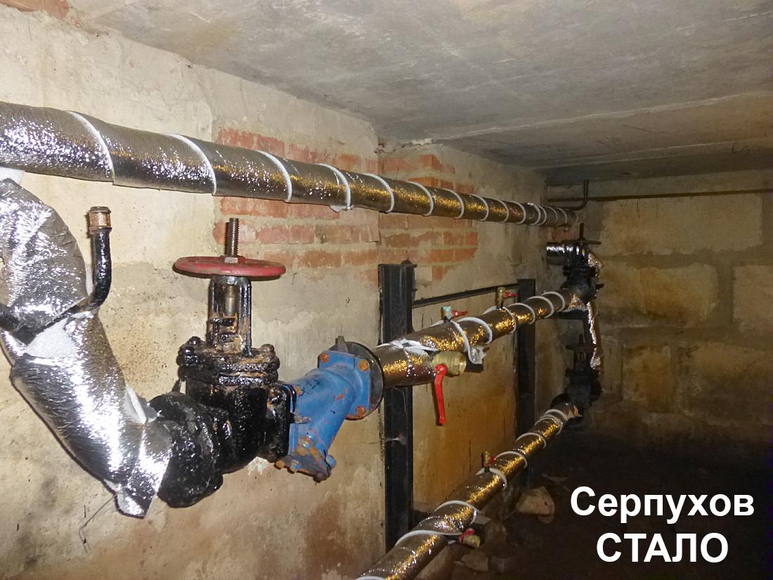 Важность утепления труб отопления на улице и в доме - eurosantehnik.ru
