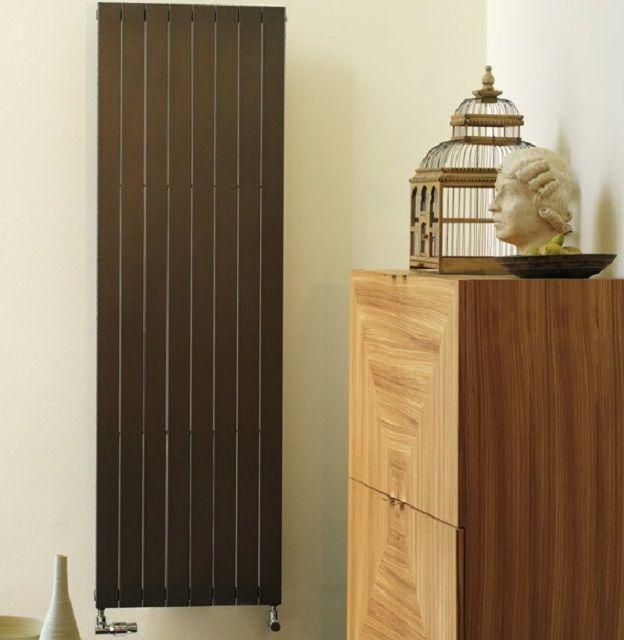 Вертикальные радиаторы отопления: рекомендации по выбору и монтажу
